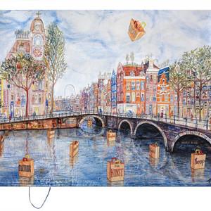 Amsterdam ZakKunst Utopia