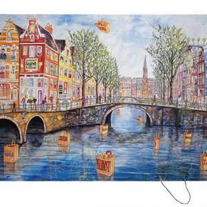 Amsterdam Urban Bag Art Utopia